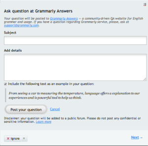 Grammarly_answers