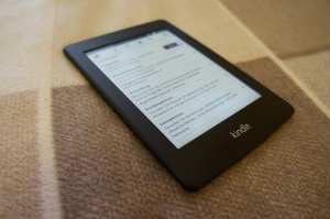 Kindle Paperwhite Einstellungen