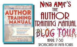 The Author Training Manual banner 2