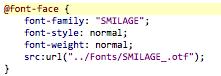 fixed_format_font