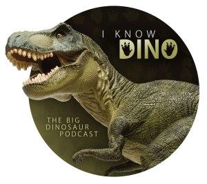 I Know Dino logo